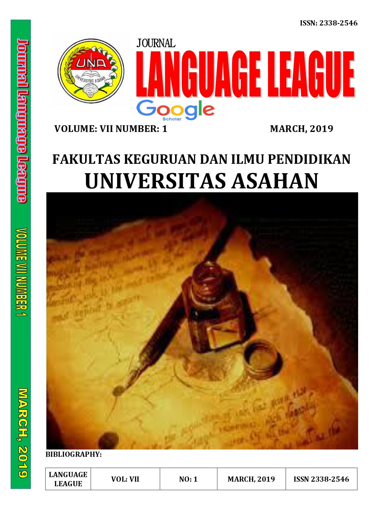 Journal Language League